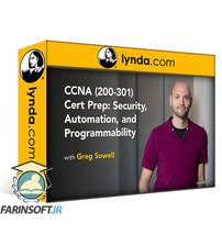 دانلود lynda CCNA (200-301) Cert Prep: Security, Automation, and Programmability