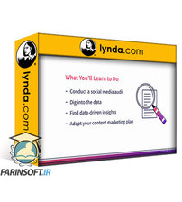 دانلود lynda Social Media Marketing: Strategy and Optimization