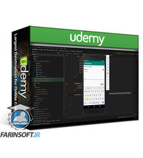 دانلود Udemy Android App Development using Android Studio 2020 – Beginner