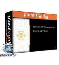دانلود PluralSight Designing Cisco Enterprise Networks: Routing Protocols