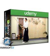 دانلود Udemy 100 Aikido Ukemi Build Up – Advanced Level
