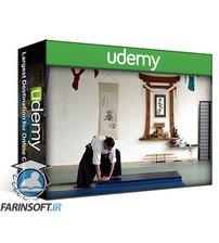 دانلود Udemy 100 Aikido Ukemi Build Up – Beginner's Level