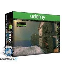 دانلود Udemy 3D Painting using FlowScape: Paint Dream Worlds in 3D