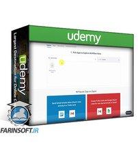 دانلود Udemy Automate Your Business with Zapier. Basic and Advanced