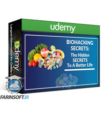 دانلود Udemy Biohacking Secrets: Boost Your Physical & Mental Health