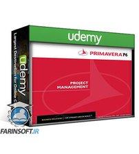 دانلود Udemy Formation Primavera P6
