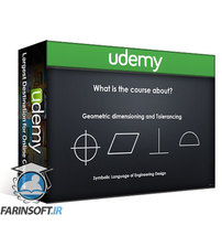 دانلود Udemy Geometric Dimensioning and Tolerancing (GD&T) : Basics