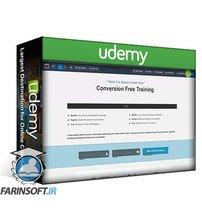 دانلود Udemy Get more customers with ClickFunnels – Basic and advanced
