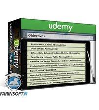 دانلود Udemy Introduction to Public Administration