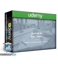 دانلود Udemy Journaling 101: Learn to journal and create a journal habit.