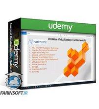 دانلود Udemy Vmware Virtualization for beginners