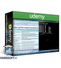 دانلود Udemy Windows Command Line, Batch Programming and Automation Ideas