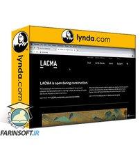 دانلود lynda Learning Chrome Web Developer Tools