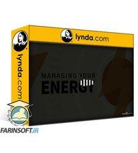 دانلود lynda Managing Your Energy