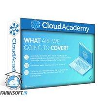 دانلود Cloud Academy Implementing Azure Backups