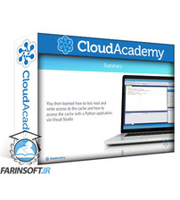 دانلود Cloud Academy Integrating Redis Cache and CDN on Azure