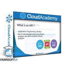 دانلود Cloud Academy Introduction to Amazon API Gateway