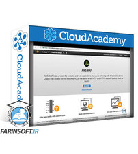 دانلود Cloud Academy Introduction to AWS Web Application Firewall