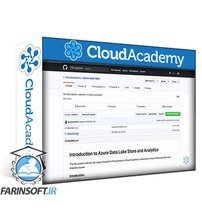 دانلود Cloud Academy Introduction to Azure Data Lake Store and Analytics