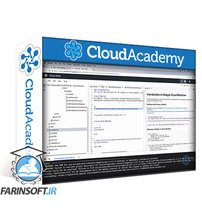 دانلود Cloud Academy Introduction to Google Cloud Dataflow