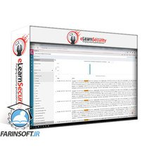 دانلود eLearn Security THP v2 Threat Hunting Professional