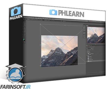 دانلود PhLearn How to Edit Travel & Landscape Photos – with Aaron Nace