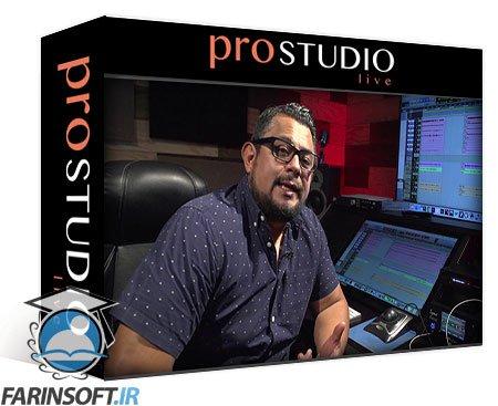 دانلود ProStudio Live Mixing Big Band with Mario Gonzalez