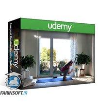 دانلود Udemy Beginner Yoga Elevating 30-Day Program