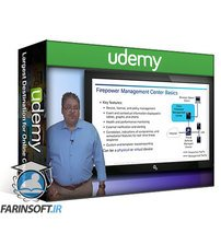 دانلود Udemy CiscoPress – Securing Networks with Cisco Firepower Next-Generation IPS (SSFIPS) v4.0