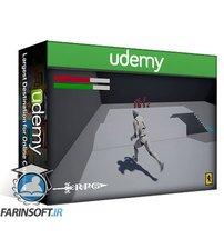 دانلود Udemy Create Ability Effect In Unreal Engine – Wizard Part