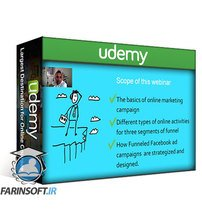 دانلود Udemy Funnel Strategy Behind Facebook Advertisements