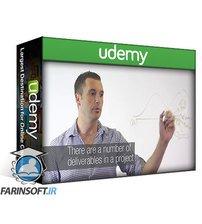 دانلود Udemy Gain a working knowledge of Project Scope Management