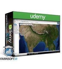 دانلود Udemy GIS & ArcGIS: ArcMap, ArcCatalog, ArcGlobe & ArcScene