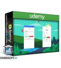 دانلود Udemy Ionic 4 Firebase with Angular-Build PWA, Native Android, iOS