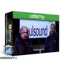 دانلود Udemy Learn How to Mix Front of House for Live Bands