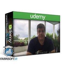 دانلود Udemy Learning the FOSS4g Stack QGIS 3.0 Desktop