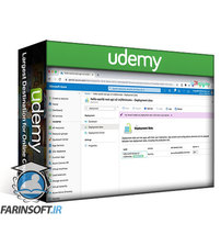 دانلود Udemy Master Azure Web Apps – Take Java Spring Boot Apps to Azure