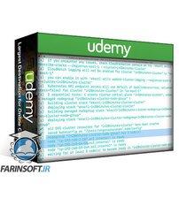 دانلود Udemy Master Kubernetes with Docker on Google Cloud, AWS & Azure