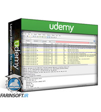 دانلود Udemy Master Wireshark 3 in 5 Days