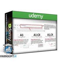 دانلود Udemy Microsoft Excel – Advanced Excel Formulas & Functions