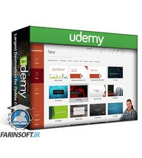 دانلود Udemy Microsoft PowerPoint From Beginner to Advanced