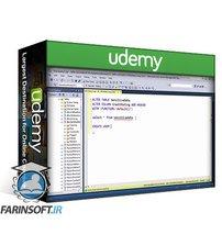 دانلود Udemy Microsoft SQL Server 2016 Certification (70-764)