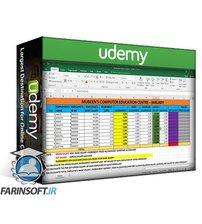 دانلود Udemy Most Essential & Popular Excel Formulas And Functions