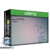 دانلود Udemy Physics – Rotational Motion 3 – Energy and Momentum – AP