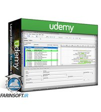 دانلود Udemy Primavera P6 Learning Project Scheduling Foundations