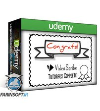 دانلود Udemy Produce Engaging Whiteboard Animations in VideoScribe