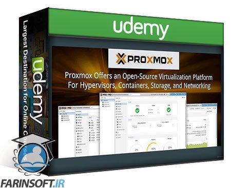 دانلود Udemy Proxmox VE 6: Learn Virtualization With Proxmox VE 6 Today