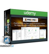 دانلود Udemy Proxmox VE 6: Learn Virtualization With Proxmox VE 6 Today