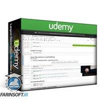 دانلود Udemy Python for the Jupyter Notebook