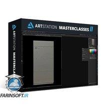 دانلود ArtStation Realistic Set Design